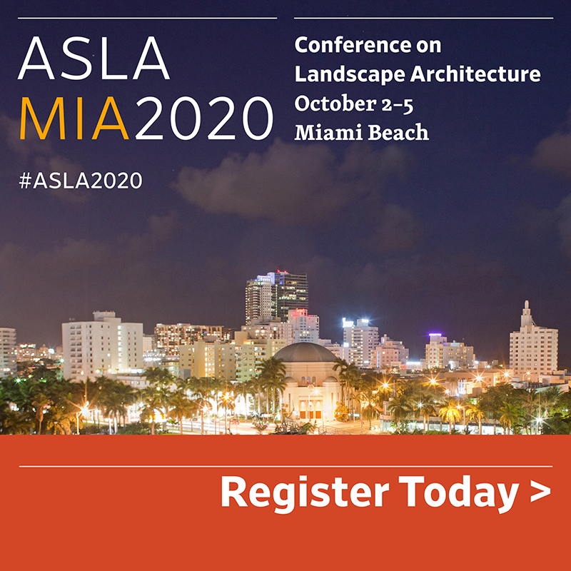 ASLA Conference ad