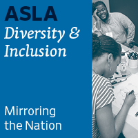 ASLA Diversity and Inclusion ad
