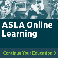 ASLA Online Learning ad