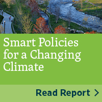 Smart Policies for a Changing Climate ad